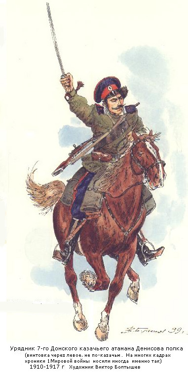 рисунки картинки казаки
